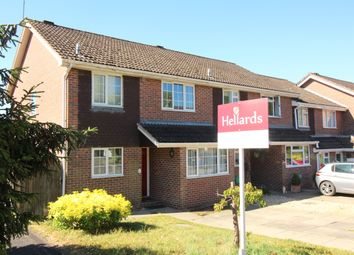 Thumbnail 3 bed semi-detached house for sale in Hasted Drive, Alresford