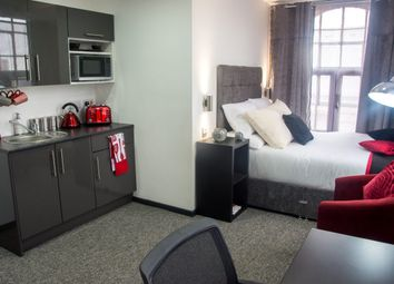 Thumbnail 1 bed flat for sale in Stubbs Gate, Newcastle Under Lyme, Stoke On Trent ST5 1Lu