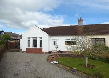 Thumbnail 3 bed semi-detached bungalow for sale in Hermitage Crescent, Dumfries, Dumfries And Galloway