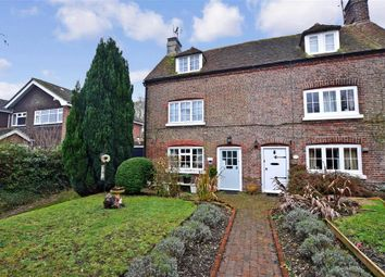 Thumbnail 2 bed semi-detached house for sale in Railway Hill, Barham, Canterbury, Kent