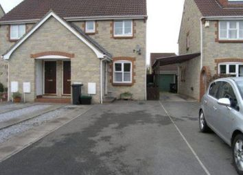 Thumbnail 1 bed flat to rent in Felsberg Way, Cheddar