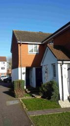 Thumbnail 2 bed maisonette to rent in Heathcote Way, West Drayton