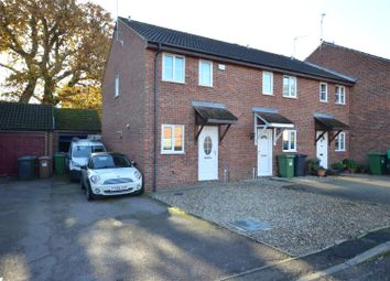 Thumbnail 2 bed end terrace house for sale in Birch Close, North Walsham