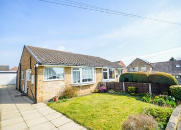 Thumbnail 2 bed semi-detached bungalow for sale in Orchard Close, Wrenthorpe, Wakefield