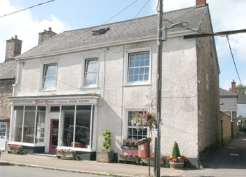 Thumbnail 4 bed semi-detached house for sale in Brook Street, Bampton, Devon