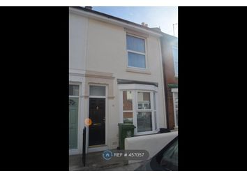 Thumbnail 2 bed terraced house to rent in Sutherland Road, Southsea
