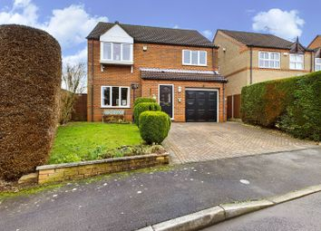 Thumbnail 3 bed detached house for sale in Old Dairy, Barrow-Upon-Humber, North Lincolnshire