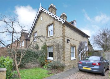 Thumbnail 2 bed semi-detached house for sale in Grove Road, London