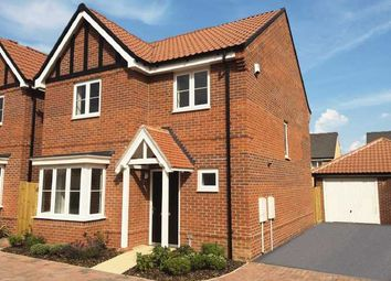 "Thumbnail 4 bed detached house for sale in ""The Titchfield"" Witney Road, Kingston Bagpuize, Abingdon OX13, Kingston Bagpuize,"
