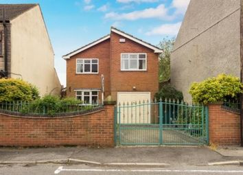 Thumbnail 3 bedroom detached house for sale in Alfred Street, Pinxton, Nottingham, Nottinghamshire