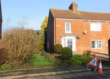 Thumbnail 2 bed end terrace house for sale in Rumbold Lane, Wainfleet, Skegness