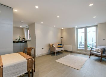 Thumbnail 1 bed flat for sale in Oakmead Road, London