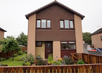 Thumbnail 3 bed detached house for sale in Waterson Drive, Brechin