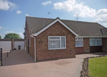 Thumbnail 4 bed semi-detached bungalow for sale in Trajan Road, Swindon