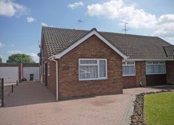 Thumbnail 4 bedroom semi-detached bungalow for sale in Trajan Road, Swindon
