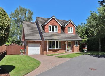 Thumbnail 3 bedroom detached house for sale in Woodside Way, Hedge End, Southampton