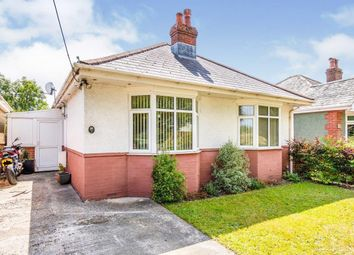 Thumbnail 2 bed detached bungalow for sale in Gover Road, Redbridge, Southampton