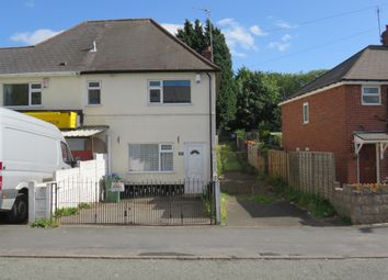 Thumbnail 2 bed end terrace house for sale in Marsh Lane, West Bromwich