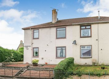 Thumbnail 2 bed flat for sale in Parkhouse Drive, Kilbirnie, North Ayrshire