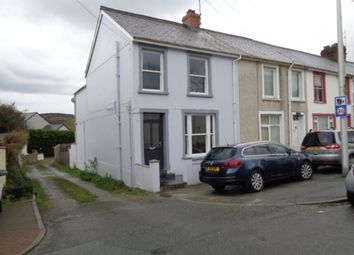 Thumbnail 3 bed end terrace house to rent in Goodwick Industrial Estate, Main Street, Goodwick