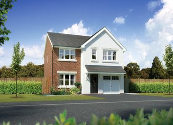 "Thumbnail 4 bed detached house for sale in ""Carlton"" At Sherbourne Avenue, Chester CH4, Chester,"