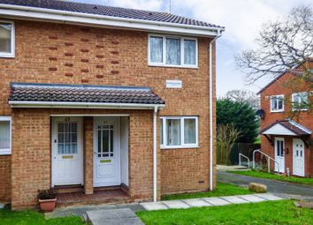 Thumbnail 1 bedroom flat for sale in Ferrier Close, Rainham, Gillingham