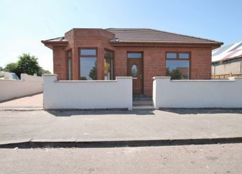 Thumbnail 3 bed detached bungalow for sale in North Road, Bellshill