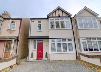 Thumbnail 3 bedroom semi-detached house for sale in Dymoke Road, Hornchurch