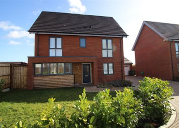 Thumbnail 3 bed detached house for sale in Woolner Road, Tadpole Garden Village, Swindon