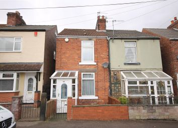 Thumbnail 2 bedroom semi-detached house for sale in Rothervale Road, Chesterfield