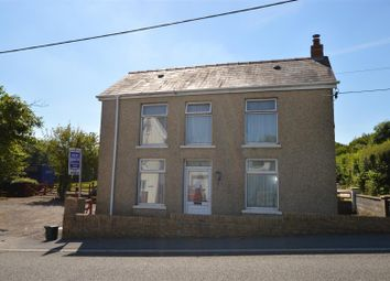 Thumbnail 3 bed detached house for sale in Gate Road, Penygroes, Llanelli
