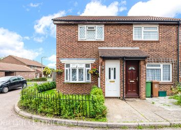 Thumbnail 2 bed end terrace house for sale in Mariette Way, Wallington