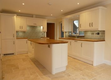 Thumbnail 5 bed detached house for sale in Lodge Road, Sharnbrook, Bedford