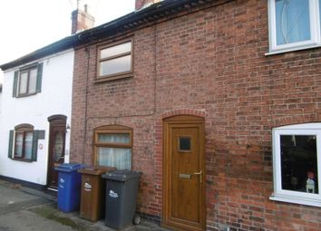 Thumbnail 2 bed property to rent in Horninglow Street, Burton Upon Trent, Staffordshire