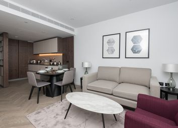 Thumbnail 2 bed flat to rent in Circus Road West, Nine Elms