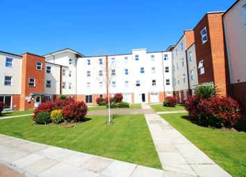 Thumbnail 2 bedroom flat to rent in Broomwade Close, Ipswich