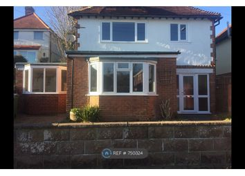 Thumbnail 4 bed detached house to rent in Vale Road, Seaford