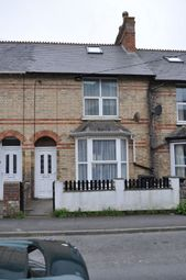 Thumbnail 3 bed terraced house to rent in Gloster Road, Barnstaple