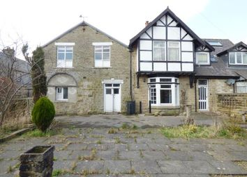 Thumbnail 2 bed semi-detached house for sale in The Bungalow, Lightwood Avenue, Buxton, Derbyshire