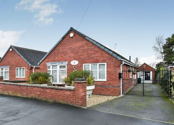 Thumbnail 3 bed detached bungalow for sale in Windlea Road, Riddings, Alfreton