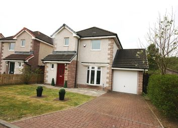Thumbnail 3 bed detached house for sale in Glazertbank, Lennoxtown, Glasgow