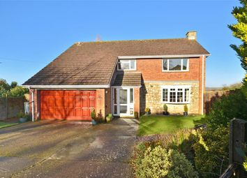 Thumbnail 4 bedroom detached house for sale in Staplers Road, Newport, Isle Of Wight