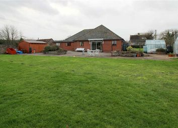 Thumbnail 3 bed bungalow for sale in Llangrove, Ross On Wye, Herefordshire