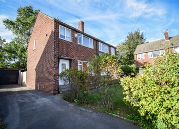 Thumbnail 3 bedroom semi-detached house for sale in Jubilee Crescent, Outwood, Wakefield