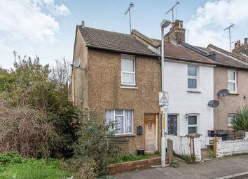 Thumbnail 2 bed end terrace house for sale in Railway Street, Northfleet, Gravesend, Kent