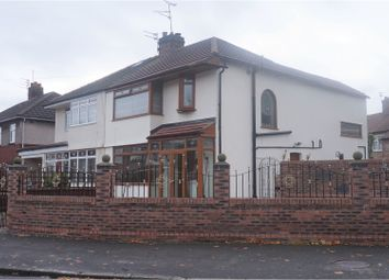 Thumbnail 3 bed semi-detached house for sale in Sheppard Avenue, Liverpool