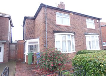 Thumbnail 2 bedroom semi-detached house for sale in Newlands Avenue, Blyth
