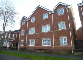 Thumbnail 2 bed flat for sale in Medway Court, St Helens