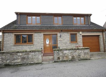 Thumbnail 4 bed detached house for sale in West Back Street, Bishopmill, Elgin