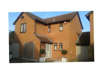 Thumbnail 4 bed link-detached house for sale in Churchfields, West Molesey